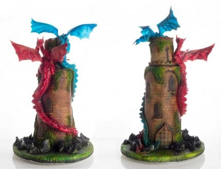 Learn how to make this Dragon cake with an online tutorial from Paul Bradford Sugarcraft School