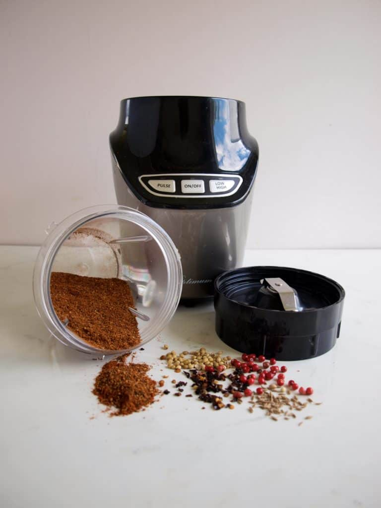 The Nutriforce Extractor Personal Blender is Brilliant for grinding spices as well as making Brilliant Banana Bread