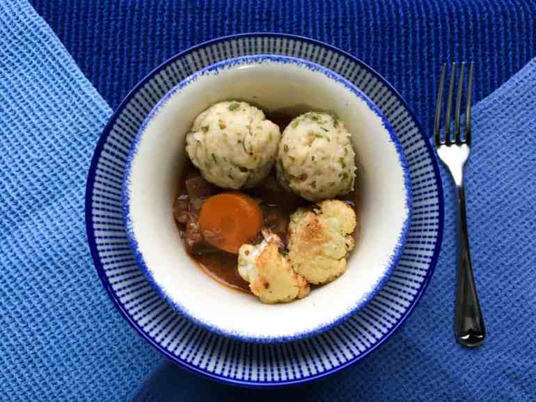 Learn the Secrets of how to make the Best Crockpot Beef Stew and Dumplings