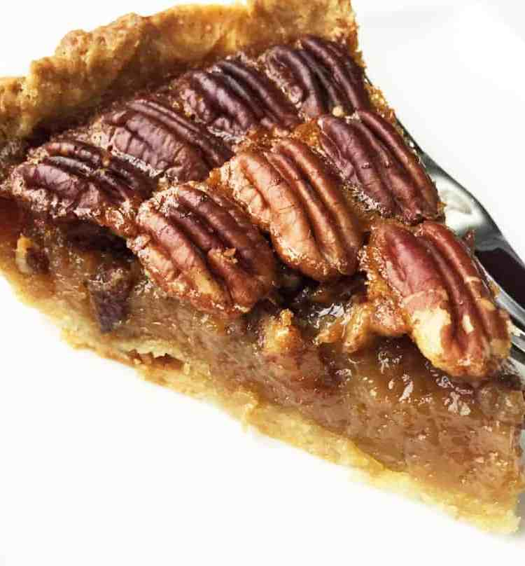 Perfect Pecan Pie is so good just as it is or you can serve with cream or ice cream.