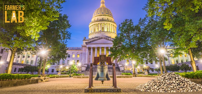 Buy Cannabis (Marijuana) Seeds Shipped Directly to Moundsville, West Virginia. Growing weed in Moundsville, WV is now easy with the help of Farmers Lab Seeds.