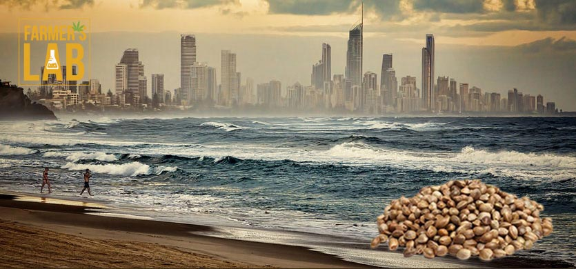 Buy Cannabis (Marijuana) Seeds Shipped Directly to Sunshine Coast, Queensland. Growing weed in Sunshine Coast, QLD is now easy with the help of Farmers Lab Seeds.