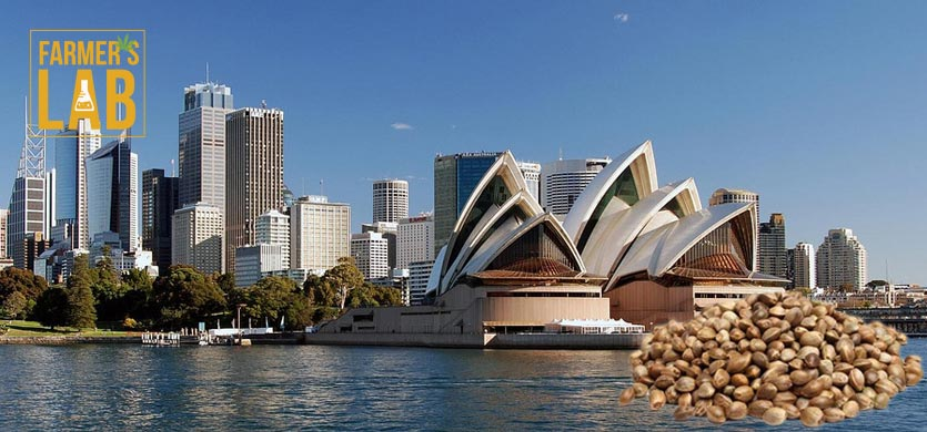 Buy Cannabis (Marijuana) Seeds Shipped Directly to Sydney, New South Wales. Growing weed in Sydney, NSW is now easy with the help of Farmers Lab Seeds.