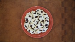 A photo of mincemeat cookies
