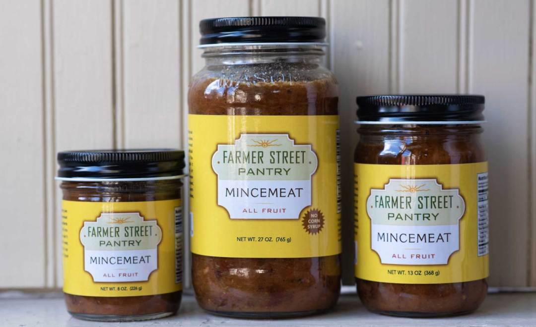Mincemeat Jars