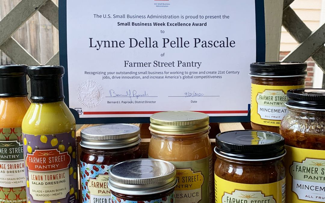 Farmer Street Pantry Wins Small Business Award