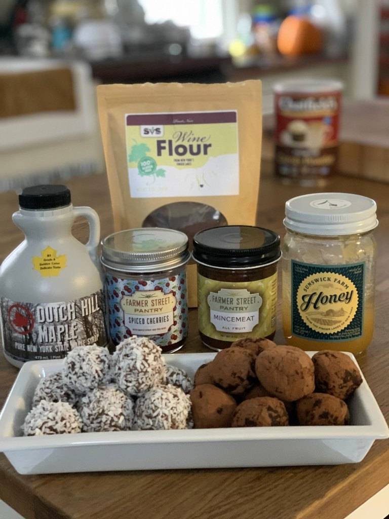 Orchard and Vine Truffle Products