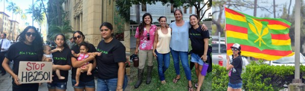 Maui Activists