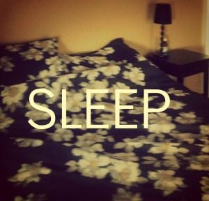 SLEEP WORD
