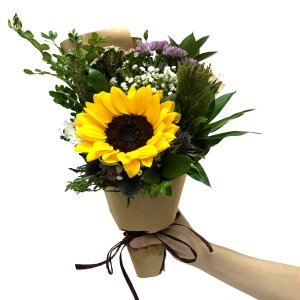 sunflower-bouquet-by-farm-florist-singapore