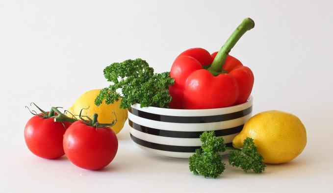 eating seven or more servings of vegetables and fruit every day