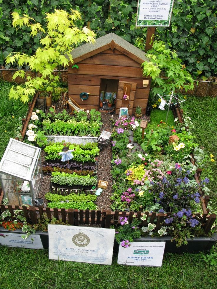 Fairy Garden Ideas: A Garden Within Your Garden