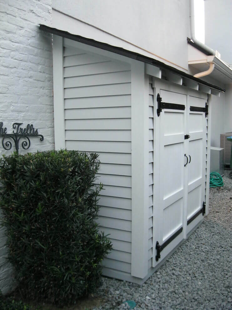 An Add-on Storage Unit for Your Home