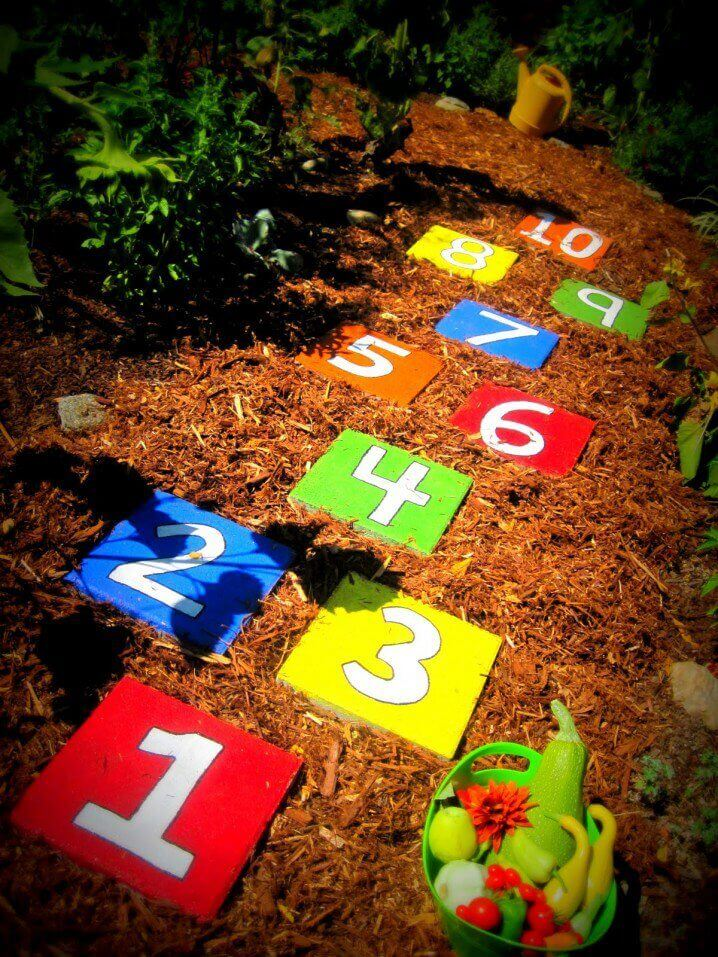 Make Your Garden More Fun for the Kids