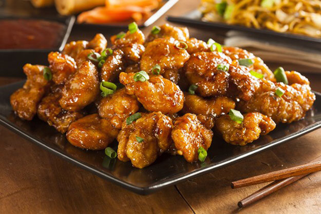 Panda Express Orange Chicken Copycat