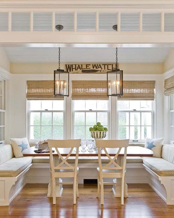 Incredibly Fabulous Breakfast Nook Design Idea