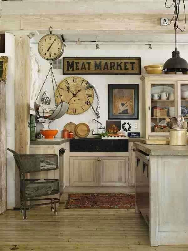 Country General Store in Your Kitchen