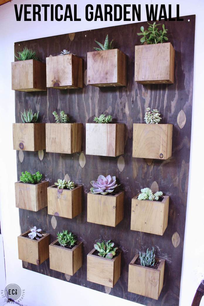Sophisticated Home Decor From Recycled Wood