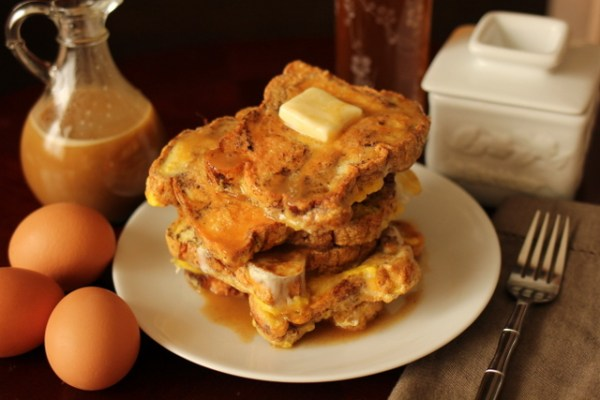 Keto French Toast Low Carb