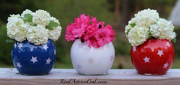 Plants And Flowers For Centerpieces