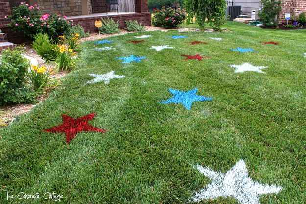 Starry Starry Lawn