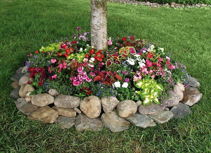 31 Gorgeous Flower Bed Ideas To Try For Your Garden