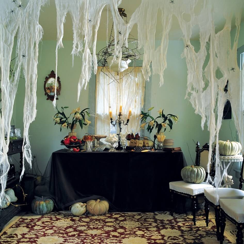 51+ Spooky \u0026 Creative Halloween Party Decoration Ideas