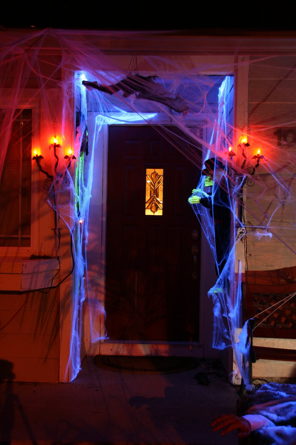 Halloween Door Decoration Ideas: Spooky Door