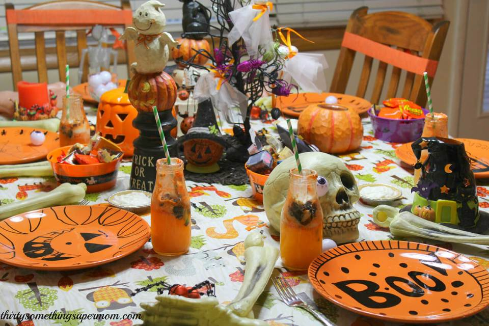 All In for Dinner | Awesome DIY Halloween Party Decor | BHG Halloween