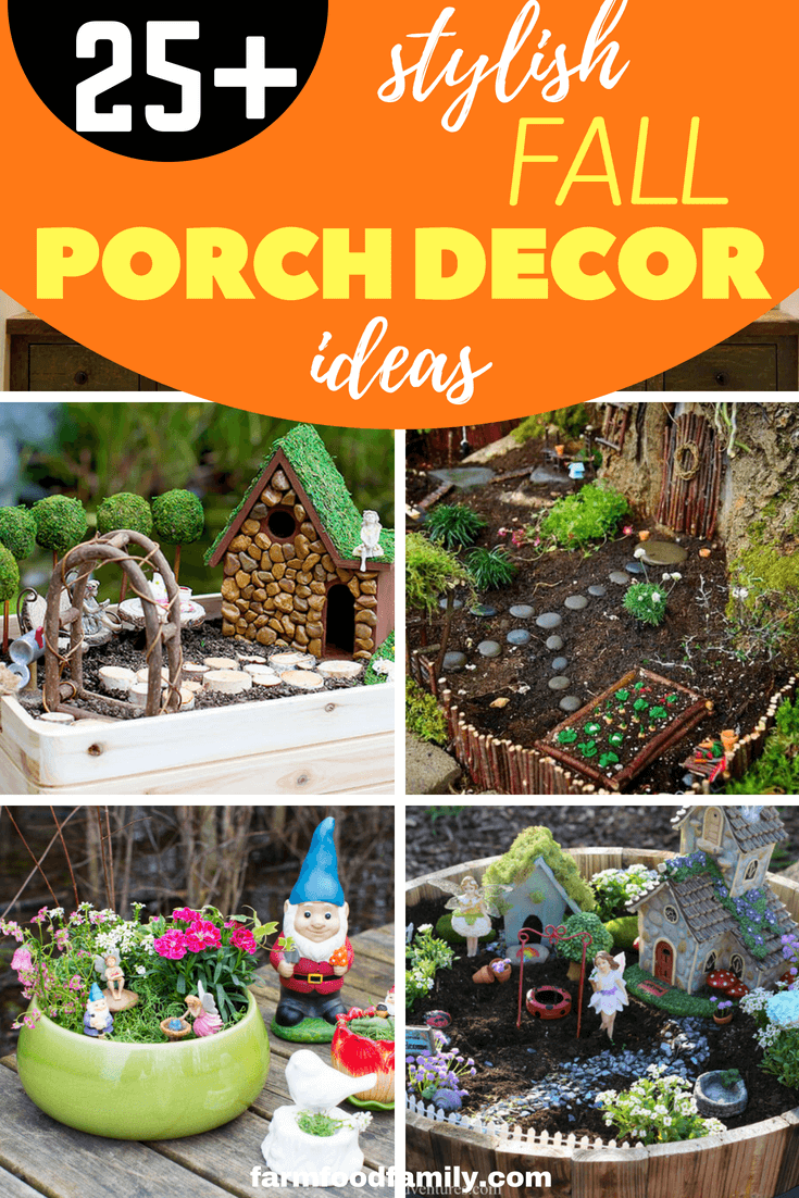 25+ Creative Fall Porch Decorating Designs & Ideas For Your House