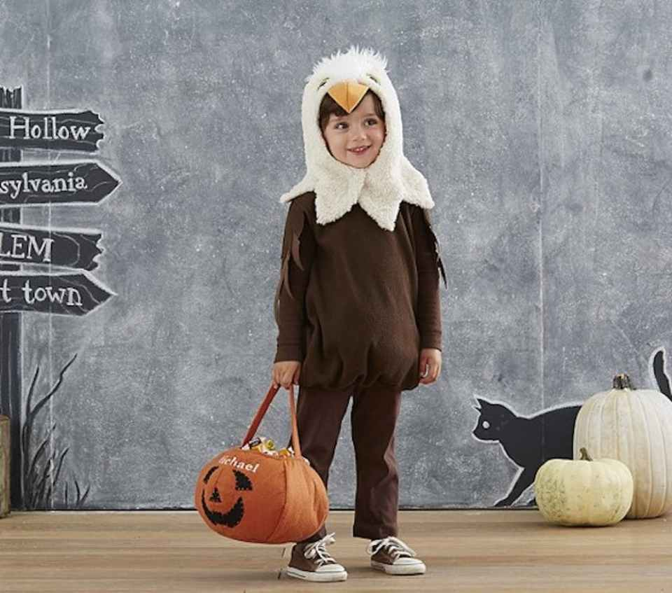 Toddler Eagle | Animal Halloween Costumes for Kids, Adults - FarmFoodFamily.com