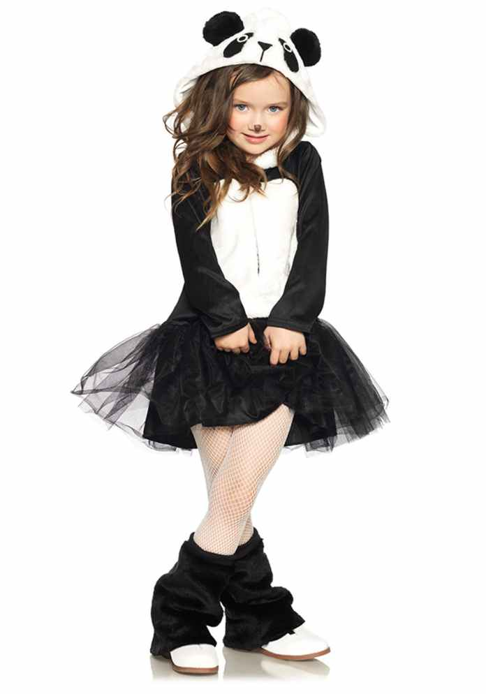 Panda Bear | Animal Halloween Costumes for Kids, Adults - FarmFoodFamily.com