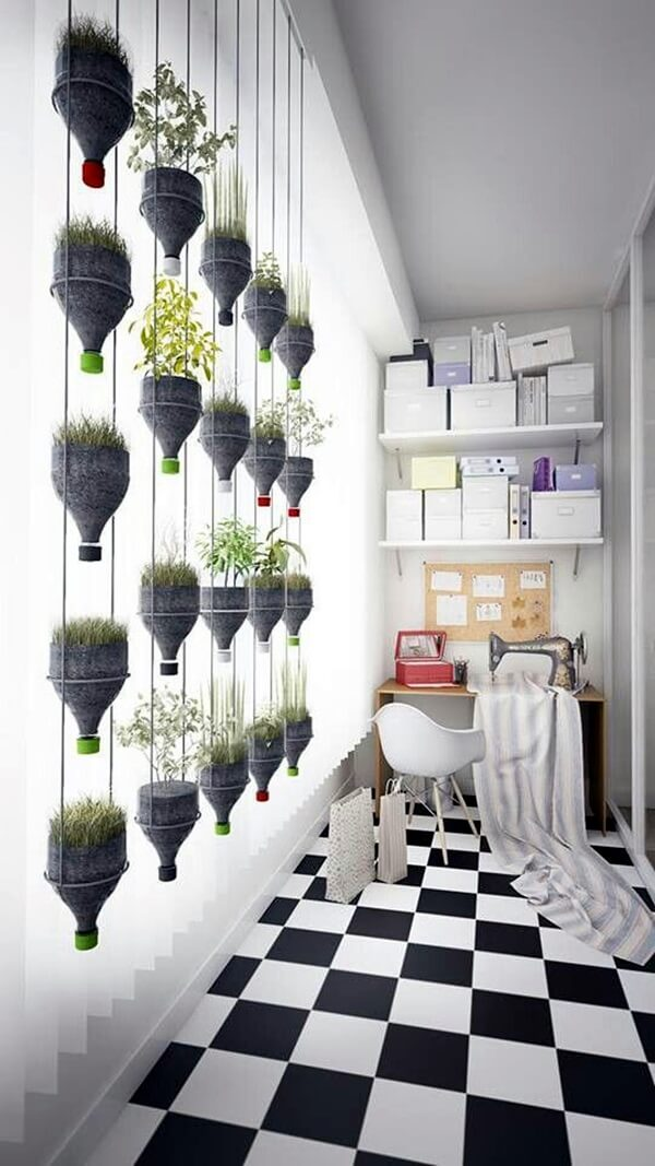 53+ Smart Mini Indoor Garden Ideas DIY - FarmFoodFamily.com