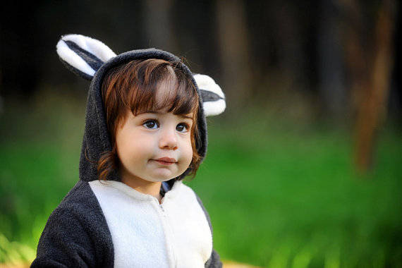 Raccoon suit, raccoon kiss costume | Animal Halloween Costumes for Kids, Adults - FarmFoodFamily.com