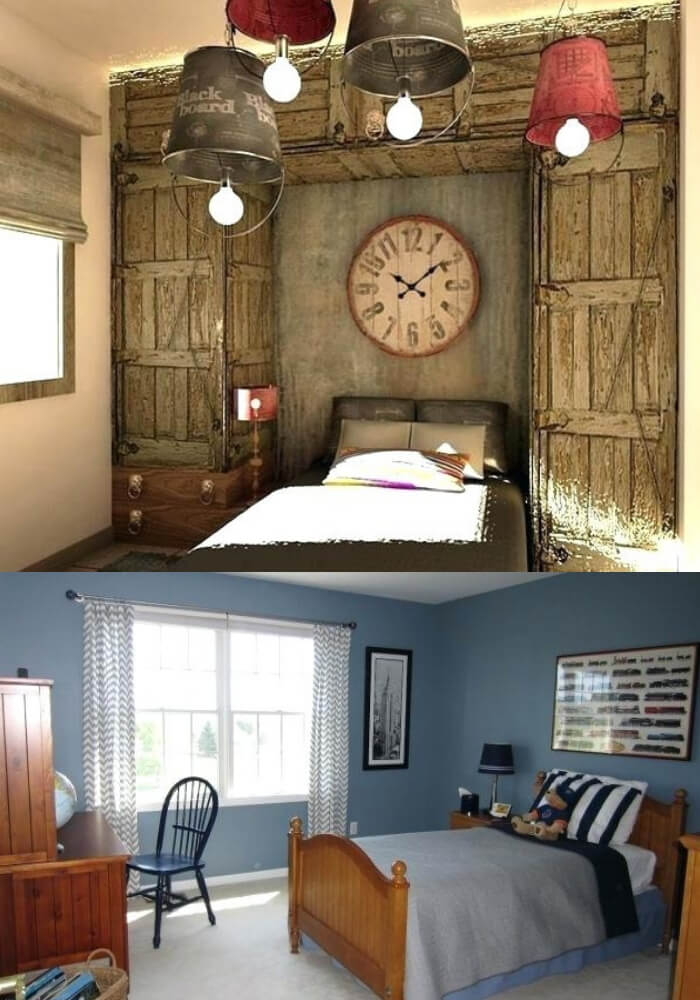 Decorating Teen Bedrooms: Transforming a Child's Room with Teenage Décor - FarmFoodFamily.com