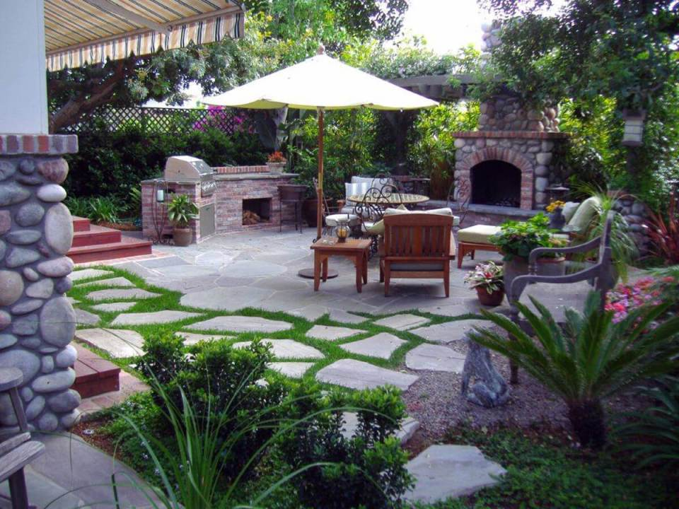 Barbecue garden design | Six Mistakes to Avoid When Landscaping