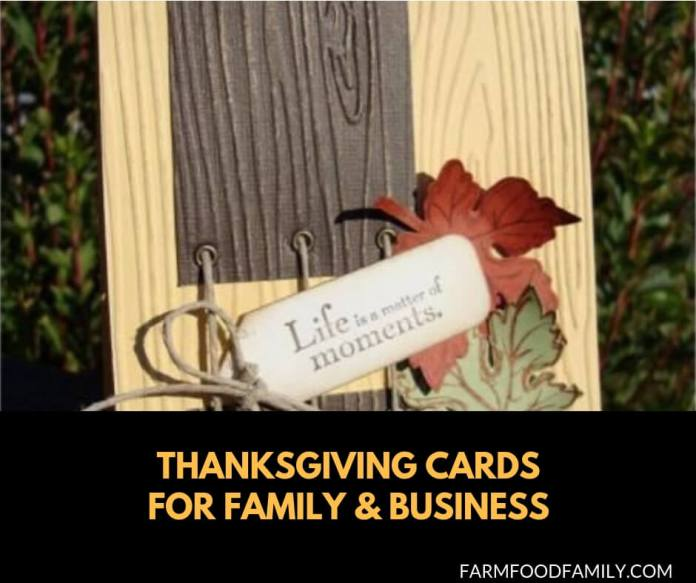 Best Thanksgiving cards for family and Business
