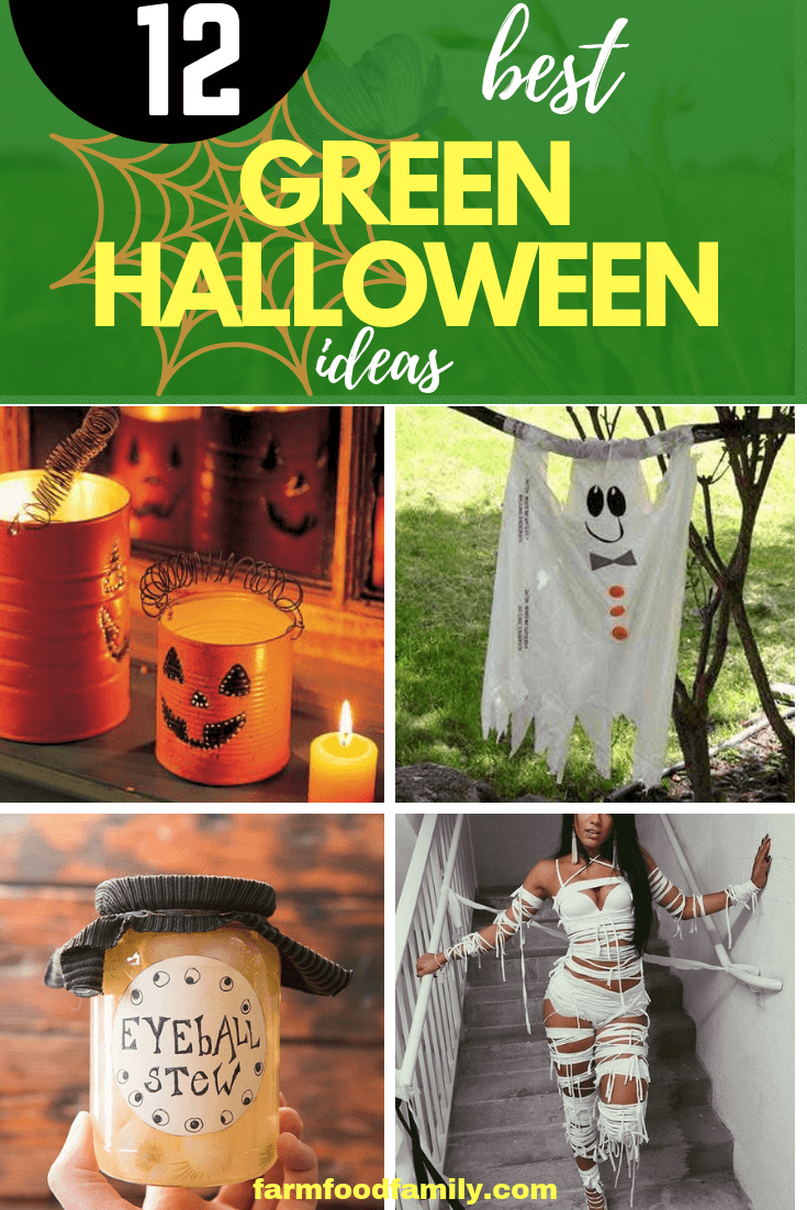 12 Ideas To Make This Halloween More Eco Friendly