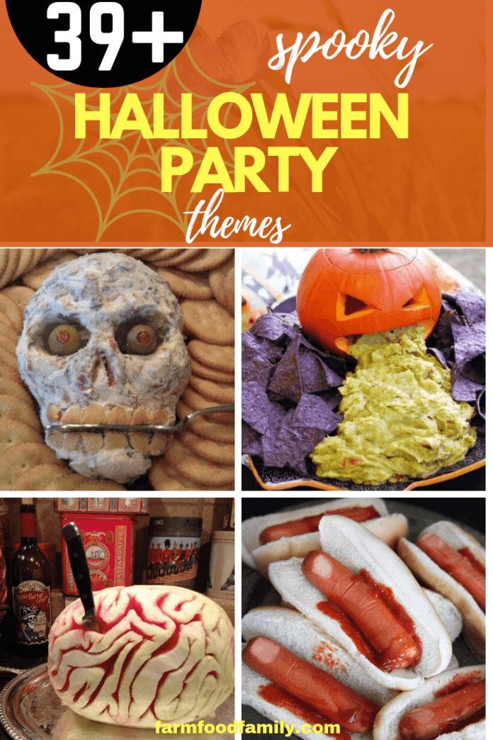 Halloween Party Themes: Finding a Personality for Your Boo Bash