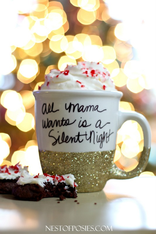 All Mama Wants Is A Silent Night | Christmas Present Ideas for Mom
