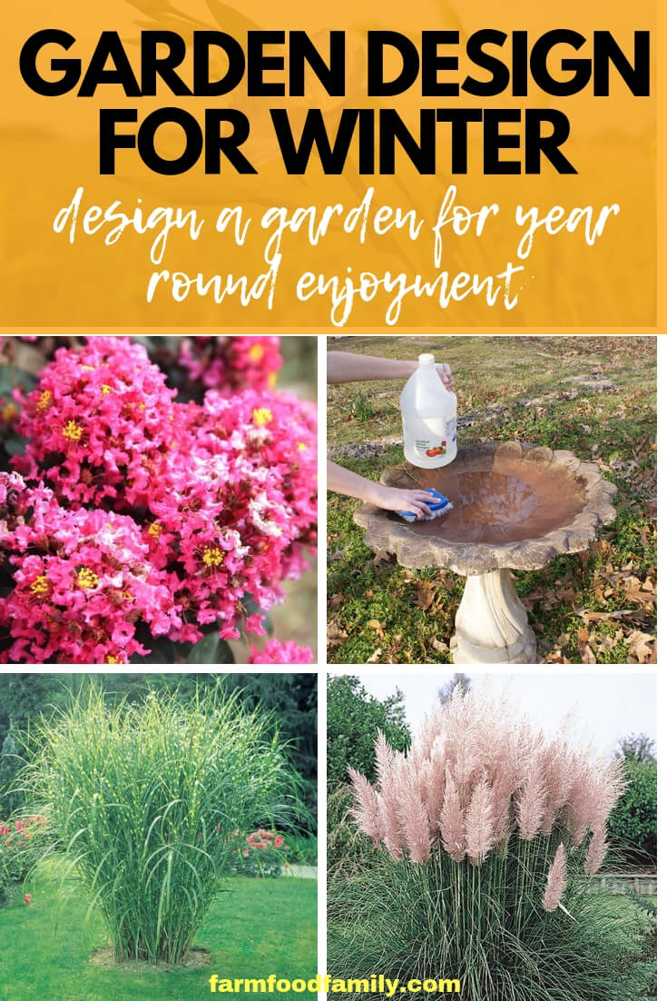 Garden Design for Winter: Design a Garden for Year Round Enjoyment