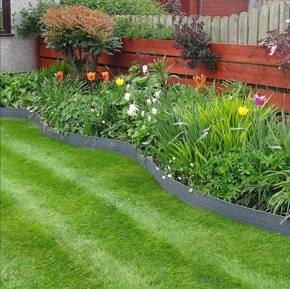 68 Lawn Edging Ideas That Will Transform Your Garden Rail Rode Garden Path Design on stately front yard landscape design, garden village design, garden set design, garden color design, garden row design, garden farm design, garden edge design, garden line design, garden fountain design, small garden design, gazebo design, garden paths from old stuff, slope garden design, butterfly design, garden paths using mulch, garden green design, garden sidewalk design, backyard landscape design, herb garden design, garden pathways,