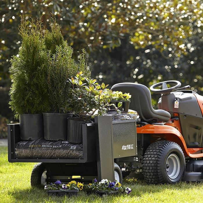 Lawn Tractor Attachment Needs