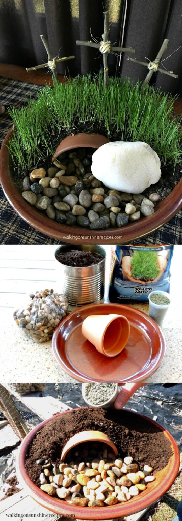 Plant a Resurrection Garden | Creative Easter Garden Projects & Ideas Your Kids Will Love