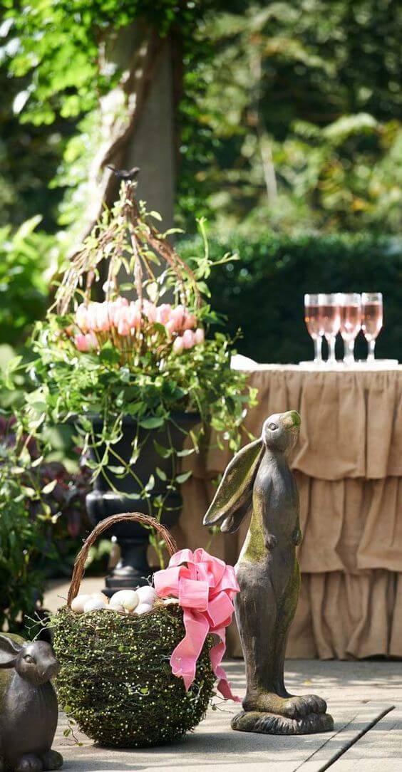 Welcome to Easter garden   Creative Easter Garden Projects & Ideas Your Kids Will Love