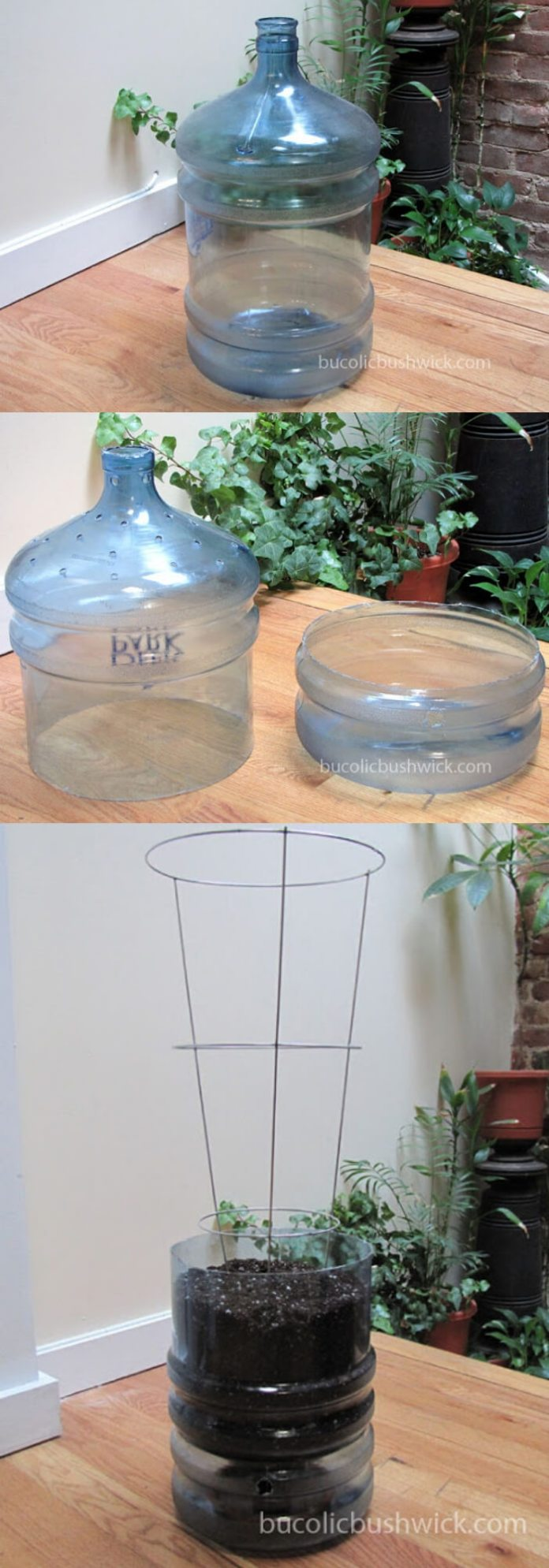 Self Watering Container | Best DIY Self-Watering System Ideas