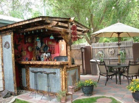 Farm.Food.Family & 31+ Stunning Outdoor Kitchen Ideas \u0026 Designs (With Pictures) For 2019