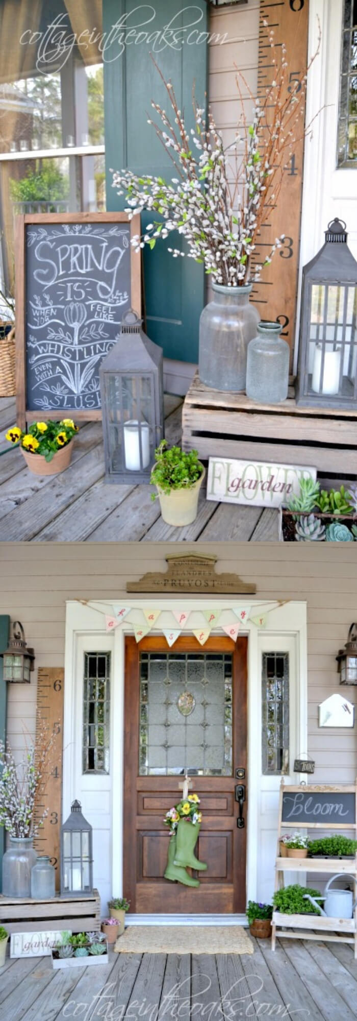 Spring is whistling sign | Best Spring Porch Sign Decor Ideas & Designs