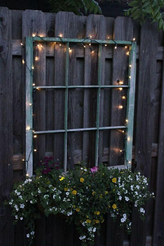 Magical Fairy Lights and Hanging Flowers | Best Fairy Light Decoration Ideas