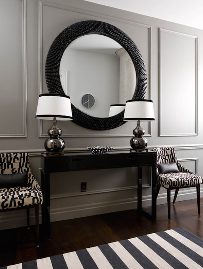 Best Entryway Mirror Decor Ideas 9